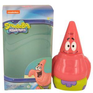 Spongebob Squarepants Patrick by Nickelodeon Eau De Toilette Spray 3.4 oz Men