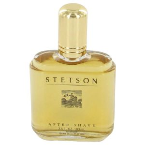 STETSON by Coty After Shave (yellow color) 3.5 oz Men