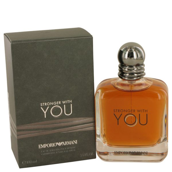 Stronger With You by Emporio Armani