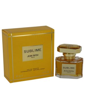 SUBLIME by Jean Patou Eau De Toilette Spray 1 oz Women