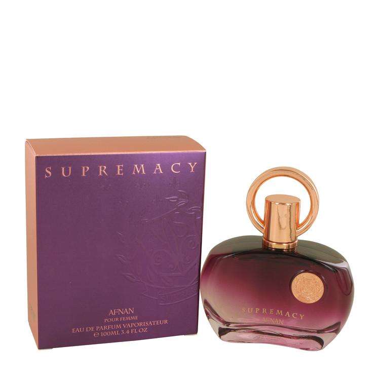 Supremacy Pour Femme by Afnan Eau De Parfum Spray 3.4 oz Women