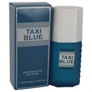 Taxi Blue by Cofinluxe Eau De Toilette Spray 3.4 oz Men