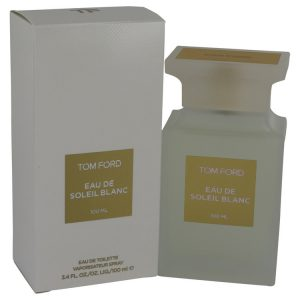 Tom Ford Eau De Soleil Blanc by Tom Ford Eau De Toilette Spray 3.4 oz Women