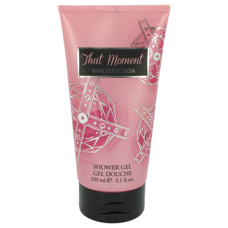 That Moment by One Direction Shower Gel 5 oz Women