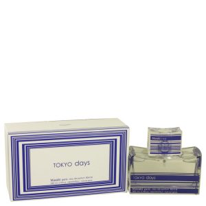 Tokyo Days by Masaki Matsushima Eau De Parfum Spray 2.7 oz Women