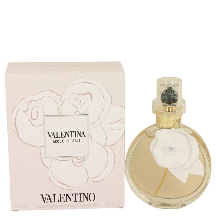 Valentina Acqua Floreale by Velentino Eau De Toilette Spray 1.7 oz Women