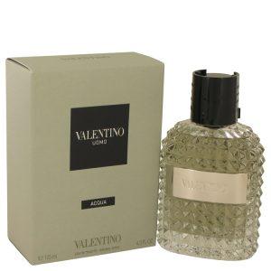 Valentino Uomo Acqua by Valentino Eau De Toilette Spray 4.2 oz Men