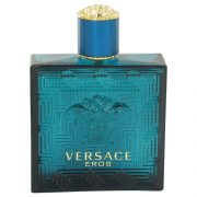 Versace Eros by Versace Eau De Toilette Spray (Tester) 3.4 oz Men