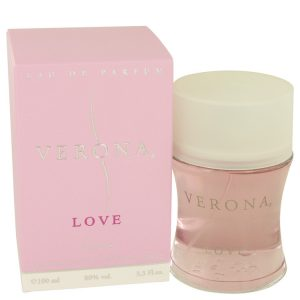 Verona Love by Yves De Sistelle Eau De Parfum Spray 3.4 oz Women