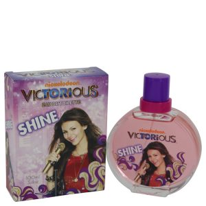 Victorious Shine by Marmol & Son Eau De Toilette Spray 3.4 oz Women