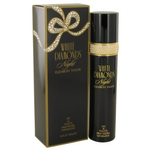 White Diamonds Night by Elizabeth Taylor Eau De Toilette Spray 3.4 oz Women
