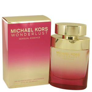 Wonderlust Sensual Essence by Michael Kors Eau DE Parfum Spray 3.4 oz Women