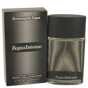 Zegna Intenso by Ermenegildo Zegna Eau De Toilette Spray 1.7 oz Men