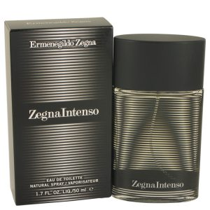 Zegna Intenso by Ermenegildo Zegna Eau De Toilette Spray 1.7 oz Men
