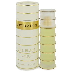 AMAZING by Bill Blass Eau De Parfum Spray 1.7 oz Women