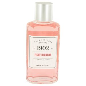 1902 Figue Blanche by Berdoues Eau De Cologne (Unisex) 8.3 oz Women
