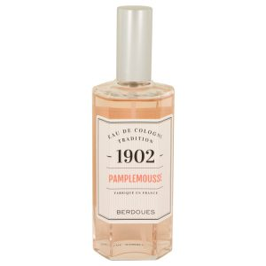 1902 Pamplemousse by Berdoues Eau De Cologne (Unisex unboxed) 4.2 oz Women