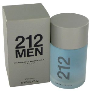 212 by Carolina Herrera After Shave 3.4 oz Men