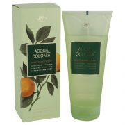 4711 Acqua Colonia Blood Orange & Basil by Maurer & Wirtz Shower Gel 6.8 oz Women