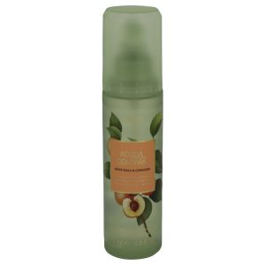4711 Acqua Colonia White Peach & Coriander by Maurer & Wirtz Body Spray 2.5 oz Women