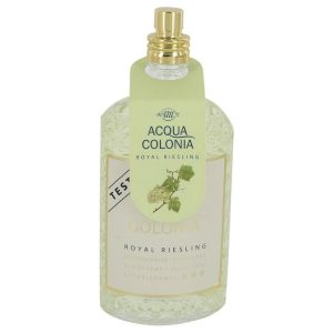 4711 Acqua Colonia Royal Riesling by Maurer & Wirtz Eau De Cologne Spray (Tester) 5.7 oz Women