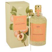 4711 Acqua Colonia White Peach & Coriander by Maurer & Wirtz Eau De Cologne Spray (Unisex) 5.7 oz Women