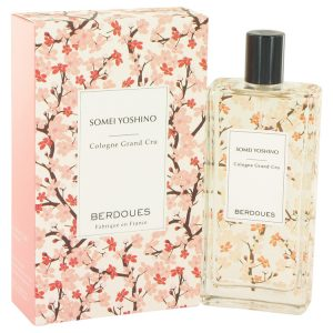Somei Yoshino by Berdoues Eau De Toilette Spray (Tester) 3.38 oz Women