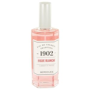 1902 Figue Blanche by Berdoues Eau De Cologne Spray (Unisex Tester) 4.2 oz Women