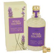 4711 ACQUA COLONIA Lavender & Thyme by Maurer & Wirtz Eau De Cologne Spray (Unisex Tester) 5.7 oz Women