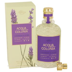 4711 ACQUA COLONIA Lavender & Thyme by Maurer & Wirtz Eau De Cologne Spray (Unisex Tester) 5.7 oz Women
