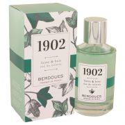 1902 Lierre & Bois by Berdoues Eau De Toilette Spray (Tester) 3.38 oz Women