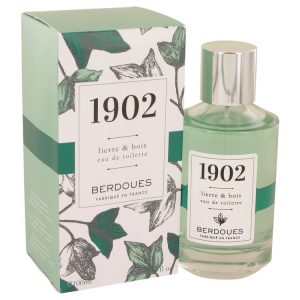 1902 Lierre & Bois by Berdoues Eau De Toilette Spray (Tester) 3.38 oz Women