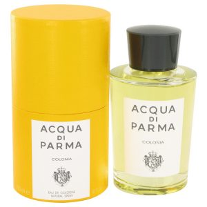 Acqua Di Parma Colonia by Acqua Di Parma Eau De Cologne Spray 6 oz Men