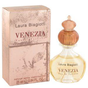 Venezia by Laura Biagiotti Eau De Toilette Spray .84 oz Women