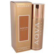 Bvlgari Aqua Amara by Bvlgari Body Spray 5 oz Men