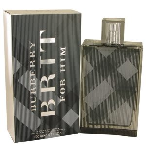 Burberry Brit by Burberry Eau De Toilette Spray 6.7 oz Men
