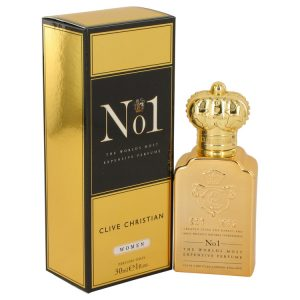 Clive Christian No. 1 by Clive Christian Pure Perfume Spray 1 oz Women
