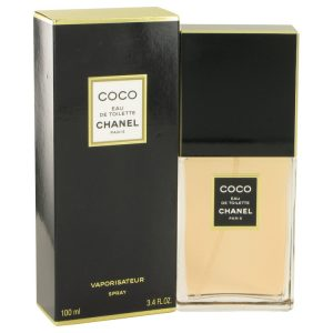 COCO by Chanel Eau De Toilette Spray 3.4 oz Women