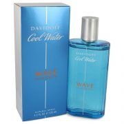 Cool Water Wave by Davidoff Eau de Toilette Spray 4.2 oz Men