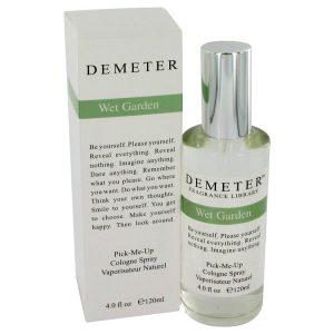 Demeter by Demeter Wet Garden Cologne Spray 4 oz Women