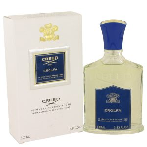 EROLFA by Creed Eau De Parfum Spray 3.4 oz Men