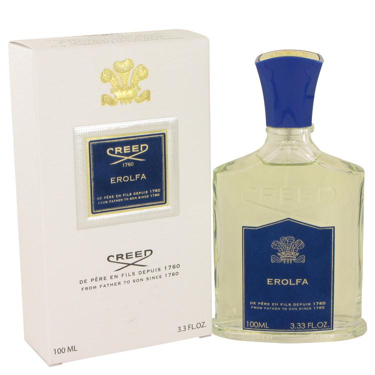 EROLFA by Creed Eau De Parfum Spray 3.4 oz Men
