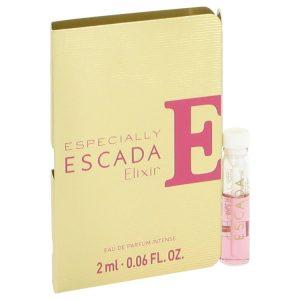 Especially Escada Elixir by Escada Vial (sample) .06 oz Women