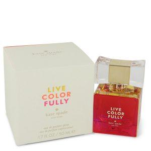 Live Colorfully by Kate Spade Eau De Parfum Spray 1.7 oz Women