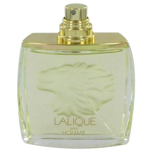 LALIQUE by Lalique Eau De Parfum Spray (Lion Tester) 2.5 oz Men