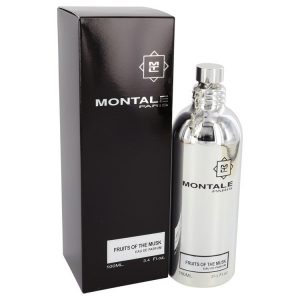 Montale Fruits of The Musk by Montale Eau De Parfum Spray (Unisex) 3.4 oz Women