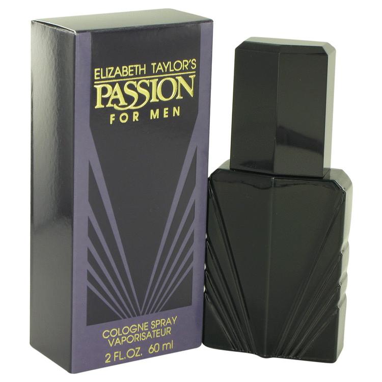 PASSION by Elizabeth Taylor Cologne Spray 2 oz Men