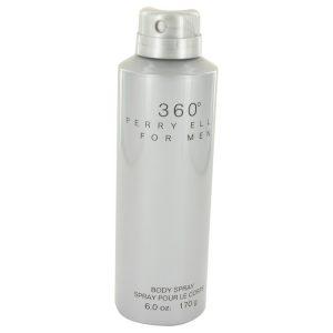 perry ellis 360 by Perry Ellis Body Spray 6.8 oz Men