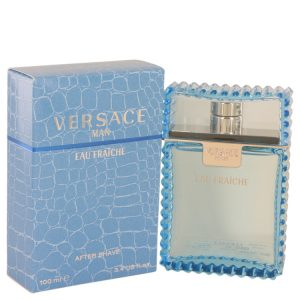 Versace Man by Versace Eau Fraiche After Shave 3.4 oz Men