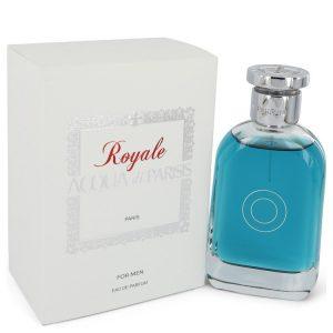 Acqua Di Parisis Royale by Reyane Tradition Eau De Parfum Spray 3.3 oz Men